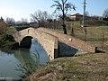 "Ponte Nuovo o ""Ponte della Bionda"" Canale Navile - panoramio.jpg"