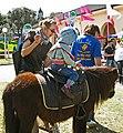 Pony ride - Bondi Pavilion - Festival of the Winds 2010.jpg