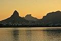 Por do Sol Lagoa Rodrigo de Freitas Rio de Janeiro.jpg