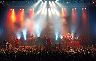 Porcupine Tree British progressive rock band