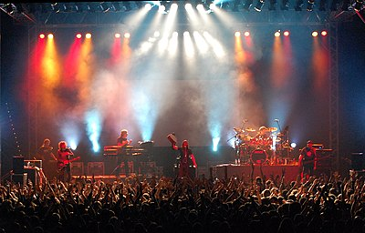 Picture of a band or musician: Porcupine Tree