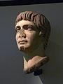 Portrait funéraire d'homme-Koenigshoffen-Musée archéologique de Strasbourg.jpg