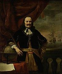 Michiel de Ruyter as Lieutenant-Admiral