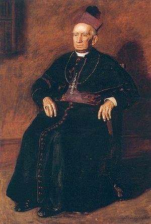 William Henry Elder - Portrait of Archbishop William Henry Elder by Thomas Eakins, 1903
