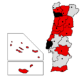 Portugal Swine Flu Map 2009.png