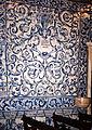 Portugalia Obidos kafelki azulelejos z XVII w w kosciele st Maria.jpg