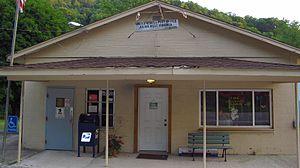 Julian, West Virginia - Post Office in Julian