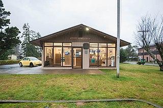 Tokeland, Washington CDP in Washington, United States