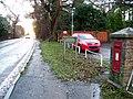 Postbox, Everton - geograph.org.uk - 1634117.jpg