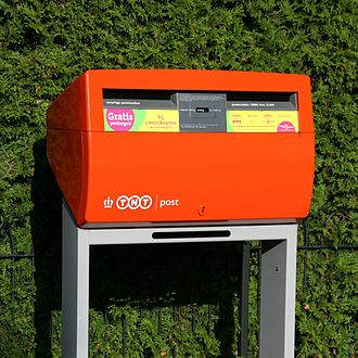 TNT N.V. - TNT post mail box