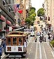 Powell Street, by Geary Street looking North, San Francisco, CA (June 2015) - M McBey.jpg