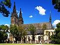 Praha, Vyšehrad, Chrám sv. Petra a Pavla.jpg