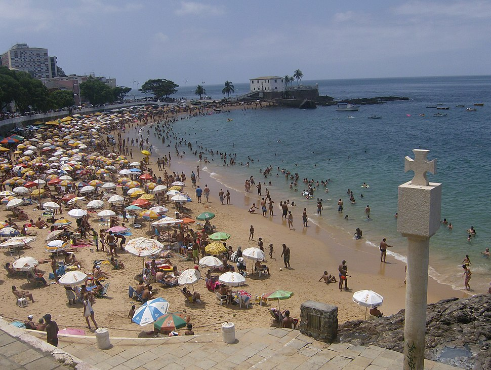 Praia do Porto da Barra 3
