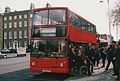 Pre-delivery East London bus TA89 (T689 KPU), Dublin Bus loan, April 1999.jpg
