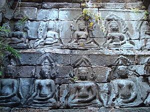 Preah Pithu - Image: Preah Pithu 25