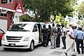 President Nasheed takes refuge at Indian Embassy & Protests (8474122238).jpg