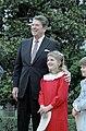 President Ronald Reagan with Drew Barrymore.jpg
