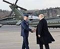 President Trump Arrives in Switzerland (26018920978).jpg