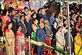 President of India Ram Nath Kovind, Chief Guest at Mauritius National Day, witnessing the march past.jpg