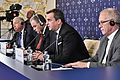 Press Conference - Bratislava Informal Parliamentary Summit 2016-10-07 (30171991945).jpg
