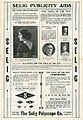 Press sheet for THE CHILD OF THE SEA, 1913 (Page 2).jpg