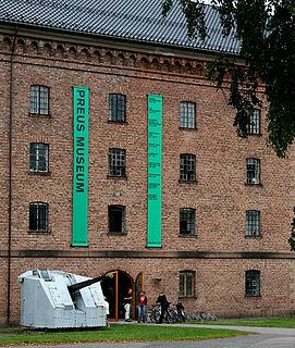 Preus Museum heritage institution