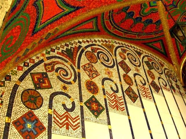 Primavesi mosaic