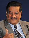 Prithviraj Chavan - India Economic Summit 2011.jpg