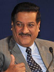 Prithviraj Chavan - India Economic Summit 2011.jpg