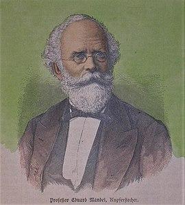 Eduard Mandel