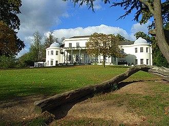 Prospect Park, Reading - The Mansion House