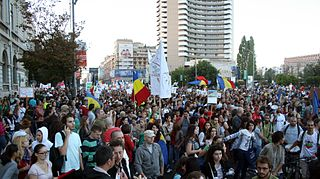 2013 Romanian protests against the Roșia Montană Project
