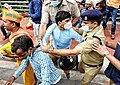 Protest on Unemployment - Lucknow, Uttar Pradesh - 26 August 2021 - 02.jpg