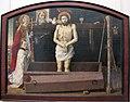 Provenza, altare di boulbon, 1450 ca. da s.marcellino a boulbon, 01.JPG