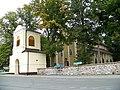Przesmyki - kościół par. pw. św. Jakuba Ap. oraz dzwonnica MK1.jpg