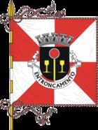Flag of Entroncamento