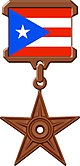 The Puerto Rico National Merit Medal