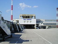 Аэропорт Пулы.JPG