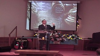 Alliance Defending Freedom - Pulpit Freedom Sunday in 2011