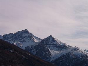 Val Chisone - Punta Rognosa di Sestriere.
