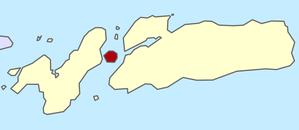 Pura Island - Image: Pura Island Alor Regency