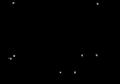 Putanja bombe i nišanska shema pri bombardiranju iz horizontalnog leta s bočnim vjetrom.png