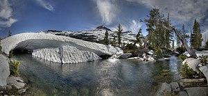 Desolation Wilderness - Pyramid Peak
