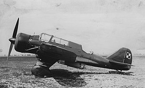 PZL.23 Karaś - PZL.23A of the production series