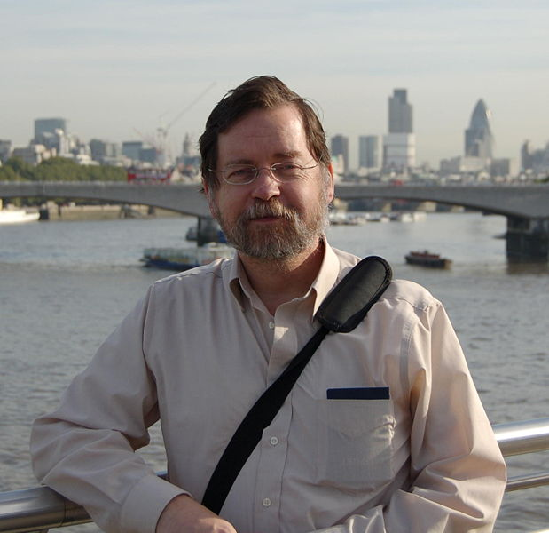 PZ Myers writes the well known blog Pharyngula