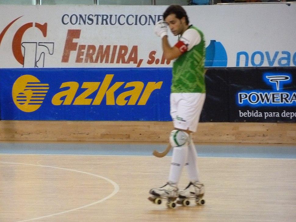 Quecemento HC Liceo, Pazo dos deportes Riazor, A Coruña, HC Liceo vs CP Vic 12