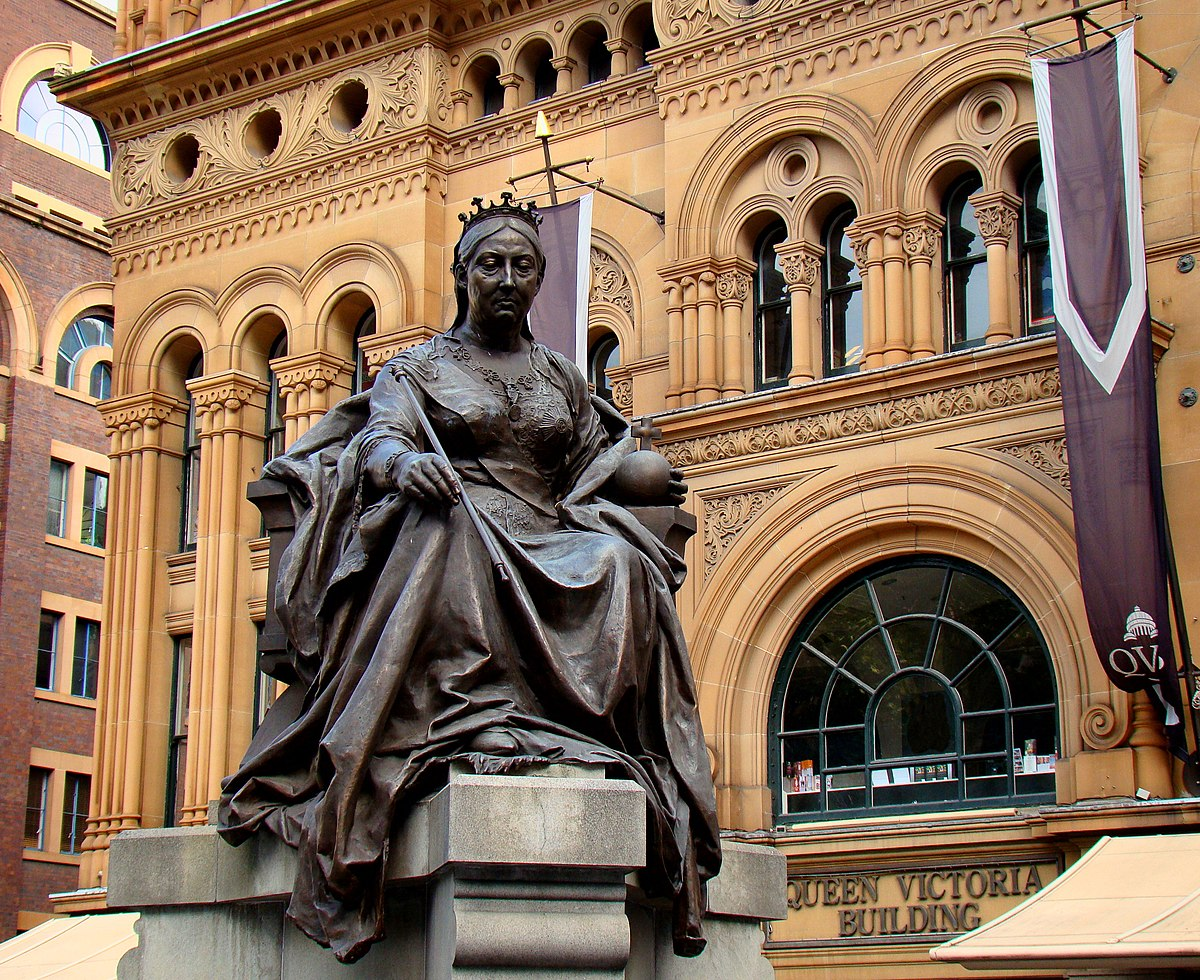 Statue Of Queen Victoria Sydney Wikipedia