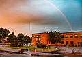 Queen Charlotte Armoury Rainbow – Charlottetown, Prince Edward Island (22492121011).jpg