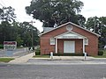 Quitman Church of Christ, Brooks County.JPG