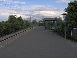 Rødovre station - Image: Rødovre Station 1